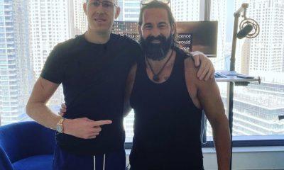 Ken Mack & Coach JV picture together
